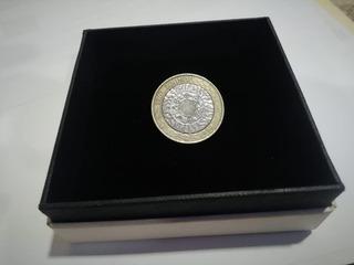 Moneda Elizabeth Il Dei Gra Reg Fid Def Año 1999 Two Pounds