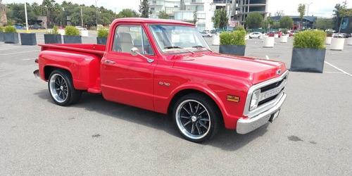 Imagen 1 de 13 de Chevrolet Pick Up C10