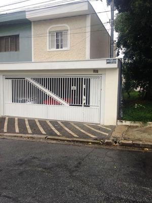 Sobrado Com 2 Dormitórios, 121 M²- Rudge Ramos - São Bernardo Do Campo/sp - So21367