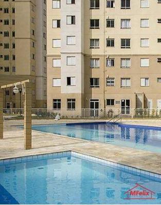 Apartamento 55 M², 3 Dorm, Ponte Grande Guarulhos - Ap1373