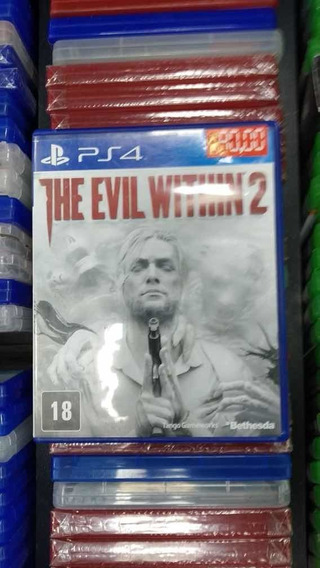 The Evil Within 2 Ps4 (frete 18,00)