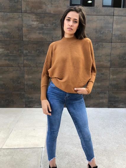 Suéter Tipo Poncho Otoño 2019