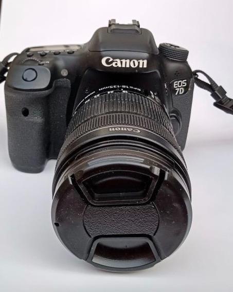 Camara Canon 7d Mark Ll