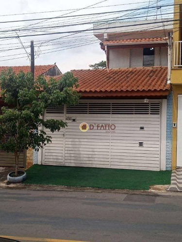 Imagem 1 de 30 de Sobrado Com 2 Dormitórios À Venda, 175 M² Por R$ 480.000,00 - Jardim Paraventi - Guarulhos/sp - So0776