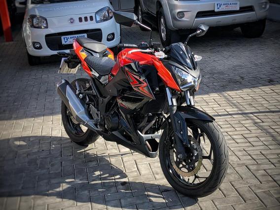 Kawasaki Z300 2016 (com Apenas 5 Mil Km)