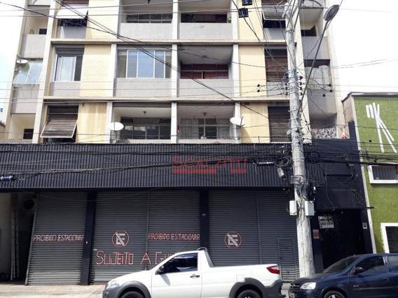 Galpão Para Alugar, 540 M² Por R$ 10.400,00/mês - Barra Funda - São Paulo/sp - Ga0096