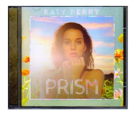 Katy Perry Cd Prisma Original Novo Lacrado