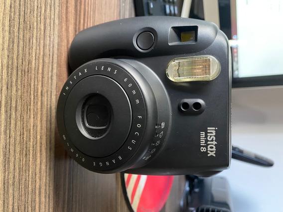 Camera Instax Mini 8 Fujifilm + Refil 20 Fotos