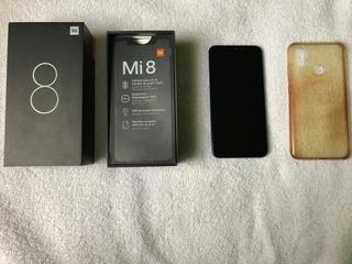 Xiaomi Mi8 64gb, 6gb Ram, Dual Camera, Dual Sim