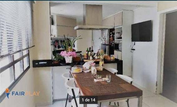 Apartamento Locação Vila Mariana 4 Dorm 2 Suites 2 Vagas 186m - Ap4760
