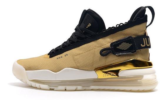 Zapatillas Nike Jordan Joint 720 Gold Talla Usa:8.5