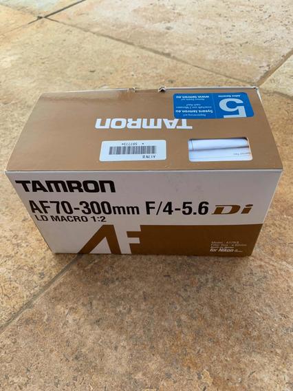 Tamrom Lente 70-300mm F/4-5.6 Nikon