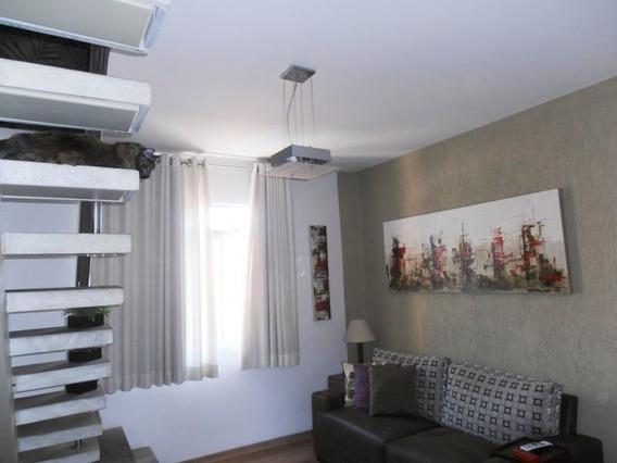 Cobertura De 3 Quartos , 2 Salas , 2 Cozinhas 2 Banhos , 1 Suite No Novo Riacho - 1364