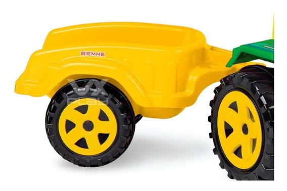 Remolque Tractor Biemme Industria Argentina Plastico
