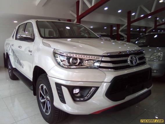 Toyota Hilux Kavak 4x4 Año 2019