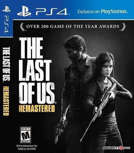 Juego Playstation 4 The Last Of Us Remastered Ps4