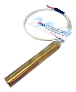 Resistencia Cartucho Blindada Calefactor 1/2 100mm 150w 220v