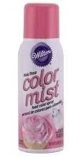 Colorante En Aerosol Rosa - Wilton Color Mist -