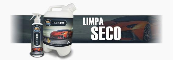 Limpa Seco Dry And Clean Nbc, Limpa E Encera! 500ml