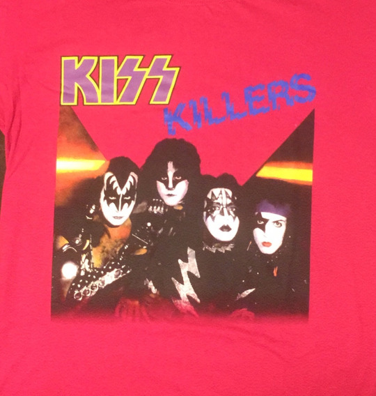 Camiseta Kiss Killers Pronta Entrega!