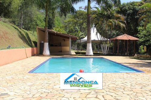 Imagem 1 de 14 de Sítio Lindo Em Juquitiba Sp - Rico Em Água..