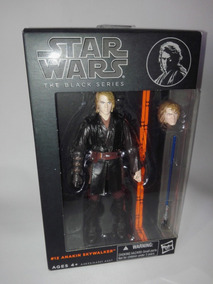 Anakin Skywalker Black Series 6 Pulgadas Swtrooper