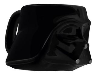 Taza Darth Vader Tarro De Star Wars 3d De Cerámica Para Cafe