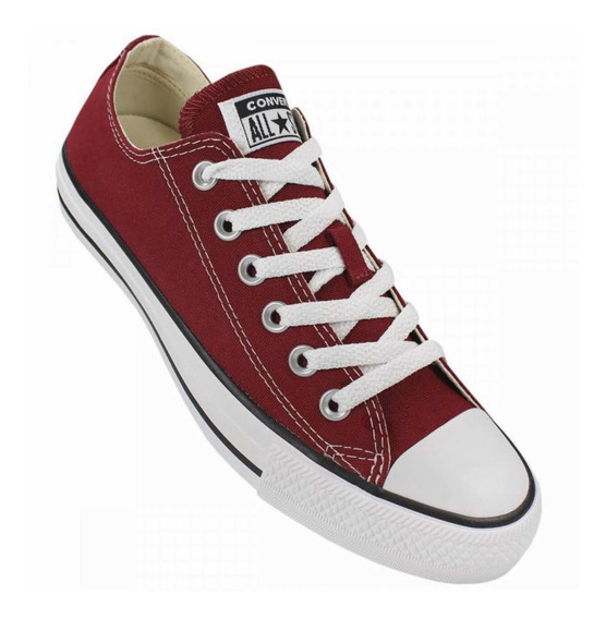 Tênis All Star Converse Bordô