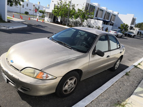 Chevrolet Cavalier Sedan 5vel Aa Ee Cd Mt 2000