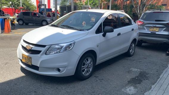 Chevrolet Sail Ls Mt 2014 Perfecto Estado