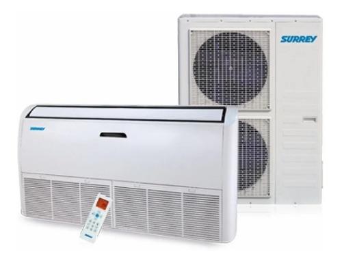 Imagen 1 de 1 de Aire acondicionado Surrey Medianos espacios split frío/calor 15000 frigorías blanco 380V 617FZQ057HP-ASA