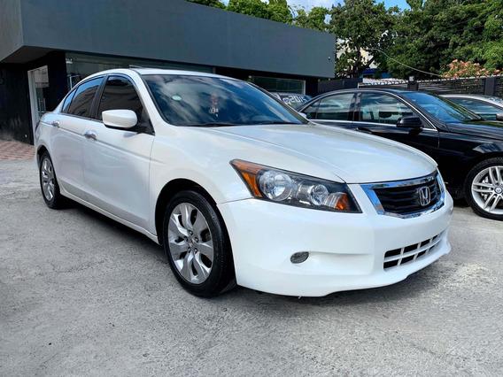 Honda Accord Exl V6 Blanco
