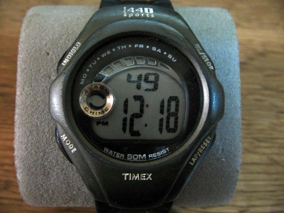Reloj Timex Sports 1440. Digital.