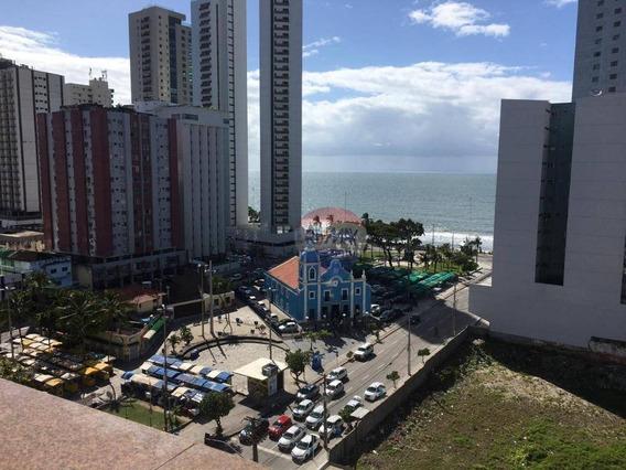 Excelente Flat Em Boa Viagem - Fl0162