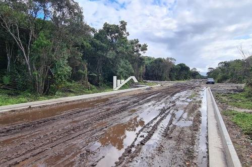 Imagem 1 de 9 de Ótimo Terreno Em Itanhaém, Balneário Gaivota, Lado Serra.