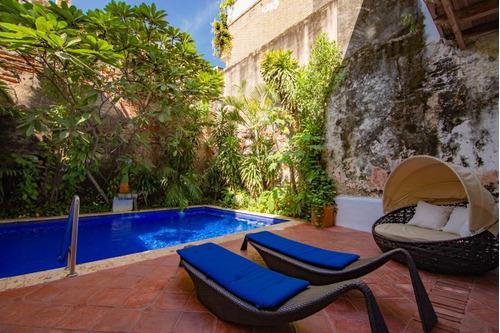 Arriendo Casa Centro Historico De Cartagena De Indias