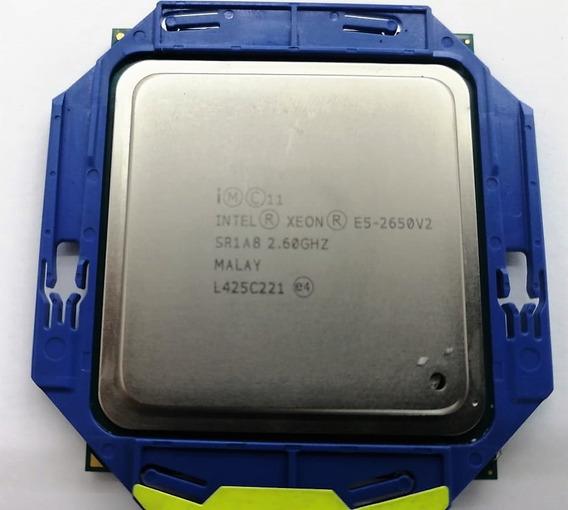 Kit Processador 2x E5-2650v2 8/16 Cores Dell R620 R720