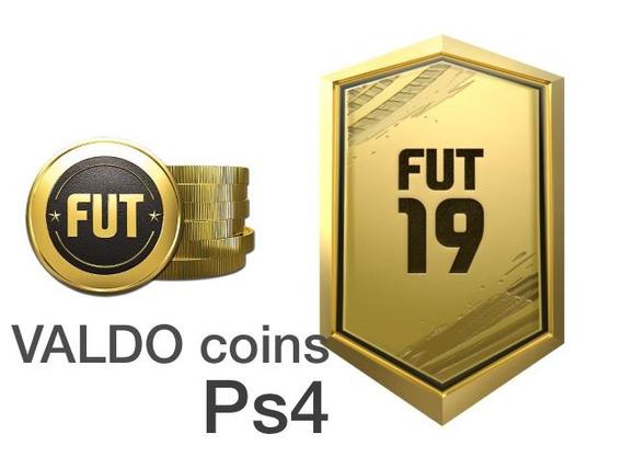 Fifa 19 Coins Ps4 1k Envio Imediato Cubro 5%ea