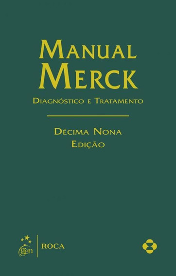 Manual Merck De Medicina - 19 Ed