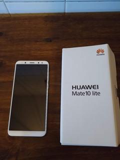 Huawei Mate 10 Lite 64gb - Un Mes De Uso