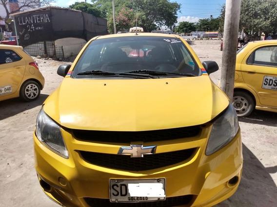 Taxi Chevrolet Sail Plus Modelo 2016