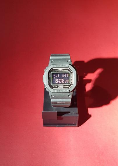 Relógio Casio G-shock Military Dw5600ms-1dr Black - Original