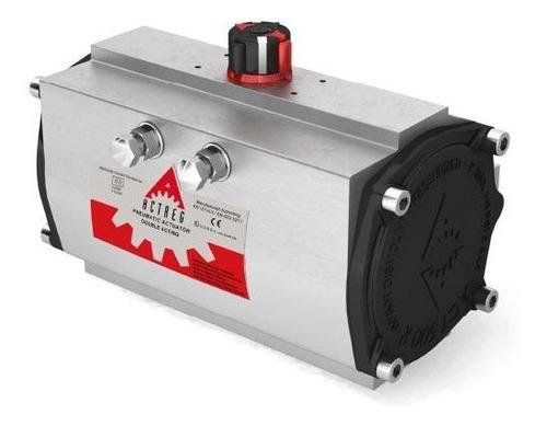 Imagen 1 de 1 de Actuador Neumático Doble Efecto Actreg - 118 Nm @ 6 Bar