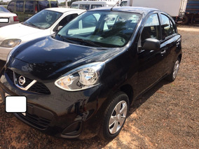 Nissan March 1.0 S Ano 2016 Completo