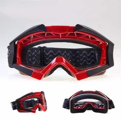 Antiparra Nenki Nk-1017 Rojo/negro