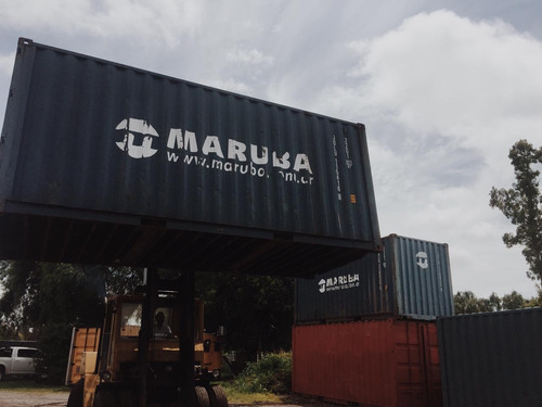 Contenedores Marítimos Containers/ Seco 40' Chalileo