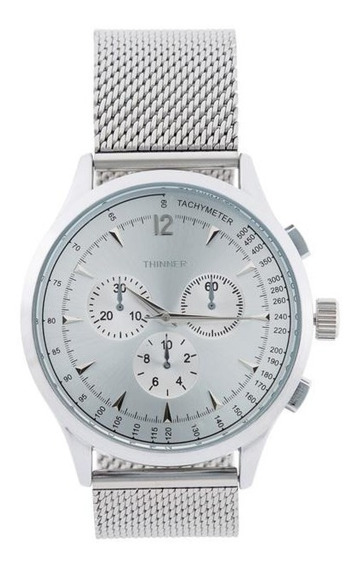 Reloj Thinner 1540 Plateado