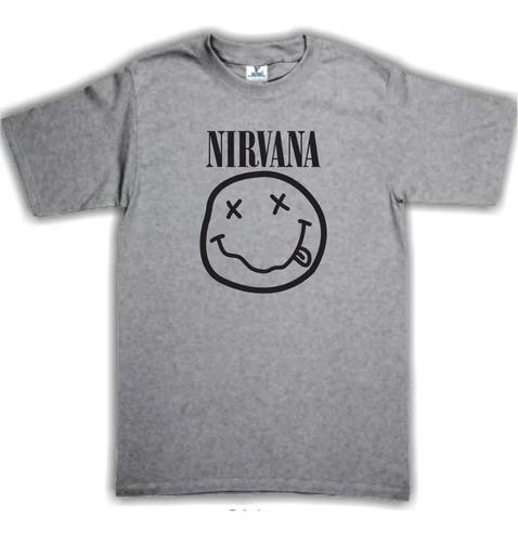Remeras Nirvana, Canguros, Gorros,musica,divertidas