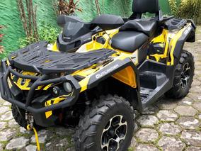 Quadriciclo Can Am Max 650 Max 650 Xt