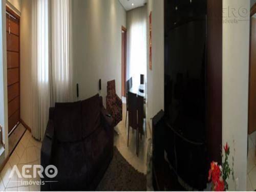 Sobrado Com 4 Dormitórios À Venda, 275 M² Por R$ 1.400.000 - Residencial Lago Sul - Bauru/sp - So0002